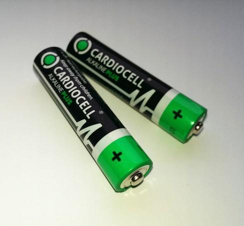 Batterien Typ AAA 20er Pack